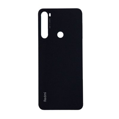 Pç Xiaomi Tampa Traseira Redmi Note 8 Preto