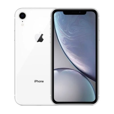 Smartphone Apple iPhone XR 256GB 3GB Branco Seminovo
