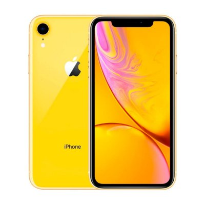 Smartphone Apple iPhone XR 128GB 3GB Amarelo Seminovo