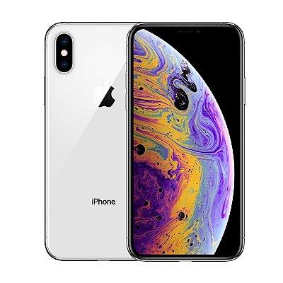 Smartphone Apple iPhone XS Max 64GB 4GB Branco Seminovo