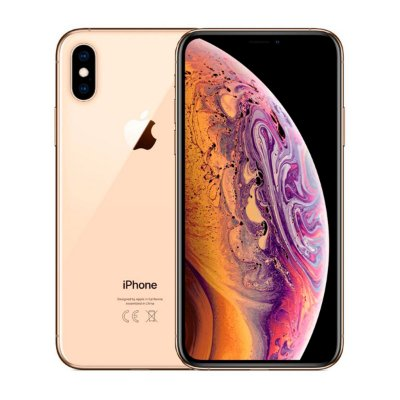Smartphone Apple iPhone XS 256GB 4GB Dourado Seminovo