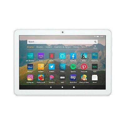 Tablet Amazon Fire HD8 32GB 2GB Branco Alexa - 2020
