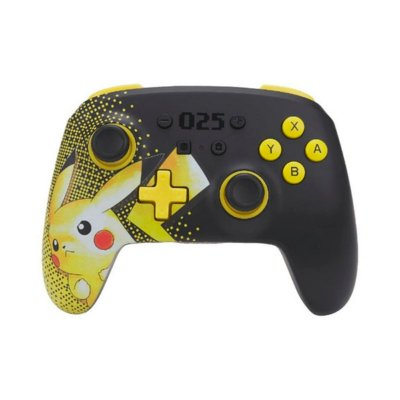 Controle Enhanced Wireless Controller Pikachu 025 - Switch