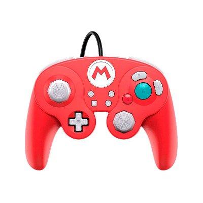 Controle GameCube Wireless Super Mario  Switch