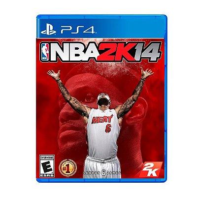 Jogo NBA 2K14 - PS4 Seminovo