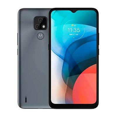 Smartphone Motorola Moto E7 32GB 2GB Cinza