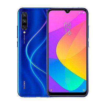 Smartphone Xiaomi Mi A3 Dual 128GB 4GB Azul Seminovo