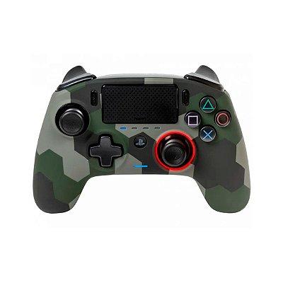 Controle Nacon Revolution Pro Controller 3 Com Fio Camuflado - PS4