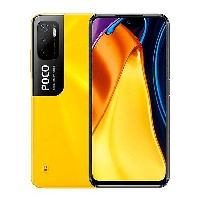 Smartphone Poco M3 PRO 5G 64GB 4GB Amarelo