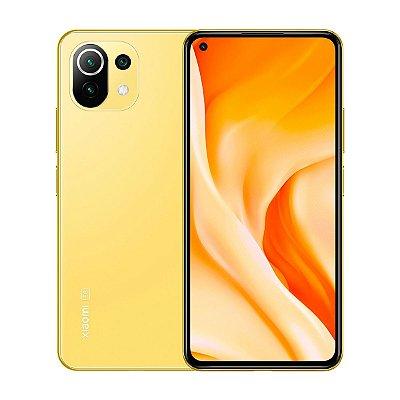 Smartphone Xiaomi Mi 11 Lite 5G 128GB 8GB Amarelo