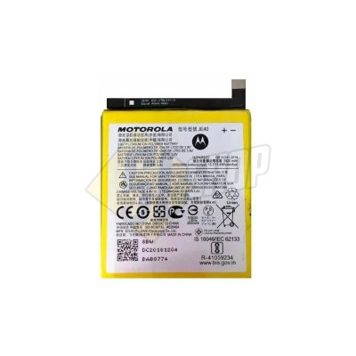 Pç Motorola Bateria Moto G7 Play / Moto One JE40 - 2820 mAh