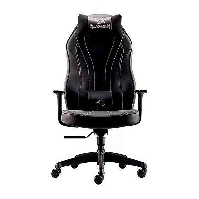 Cadeira Gamer Redragon Solid Metis Preta