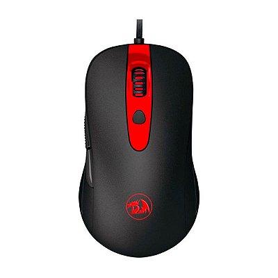 Mouse Gamer Redragon Solid Cerberus 7 Botões