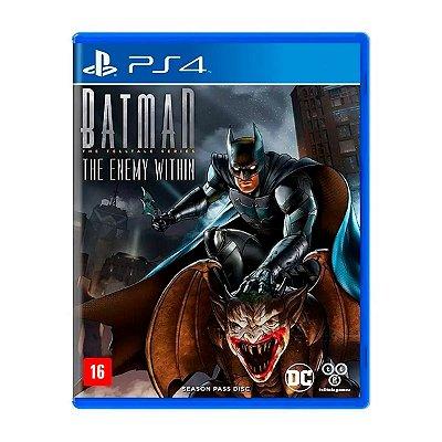 Jogo Batman The Enemy Within The Telltale Series - PS4 Seminovo