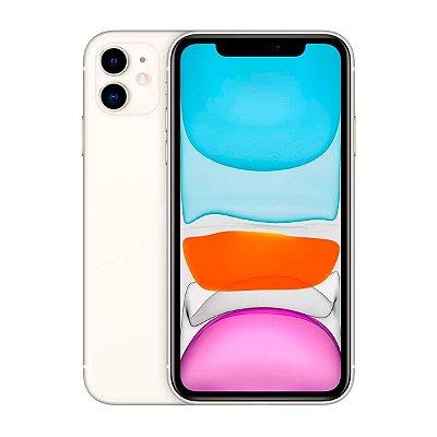 Smartphone Apple iPhone 11 128GB 4GB Branco Seminovo