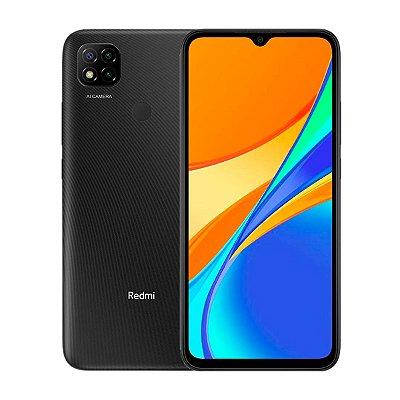 Smartphone Xiaomi Redmi 9C 64GB 3GB Cinza NFC