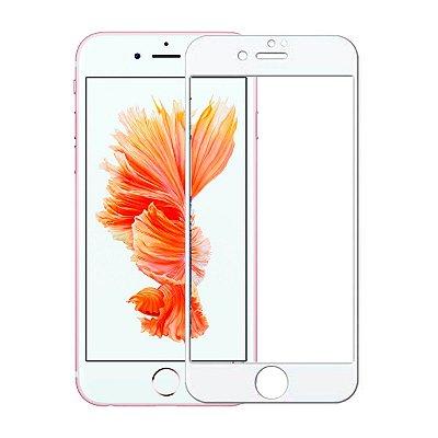 Película 3D iPhone 6 / 6S Plus Branco