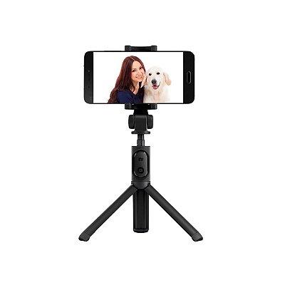Bastão de Selfie Xiaomi Mi Selfie Stick Preto Tripé