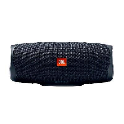 Caixa de Som JBL Charge 4 Bluetooth Preto