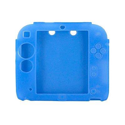 Capa Silicone Console - 2DS