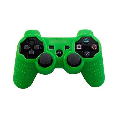 Capa Silicone Controle - PS2 / PS3