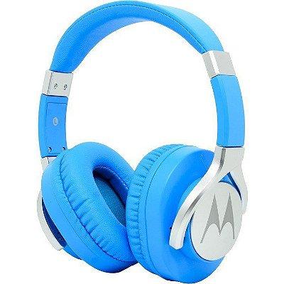 Fone de Ouvido Motorola Pulse Max SH004 Azul