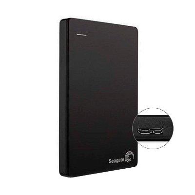 HD Externo 2 TB Seagate Backup Plus Slim