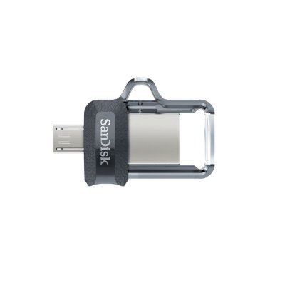 Pen Drive SanDisk 64GB Ultra OTG m3.0 - Celular / PC