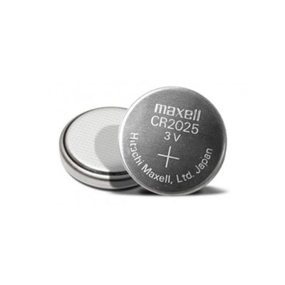 Pilha / Bateria Maxell CR2025 3V - 1 UN C1