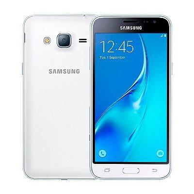Smartphone Samsung Galaxy J3 8GB Branco (Seminovo)
