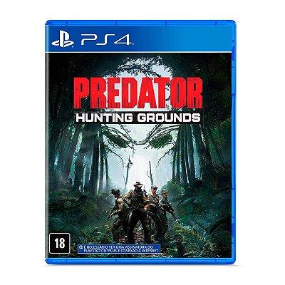 Jogo Predator Hunting Grounds - PS4
