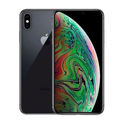 Smartphone Apple iPhone Xs Max 64GB Preto Seminovo