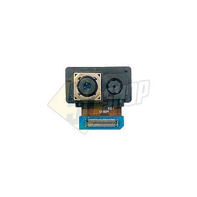 Pç Samsung Câmera Traseira J8 / A6 Plus