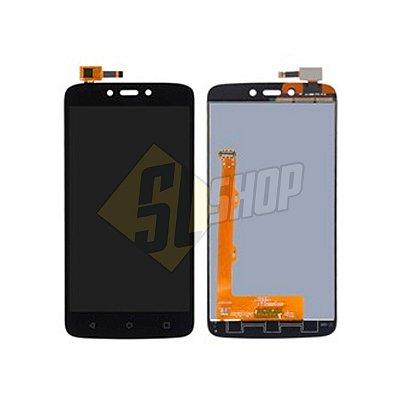 Pç Motorola Combo Moto C Plus / XT1726 Preto