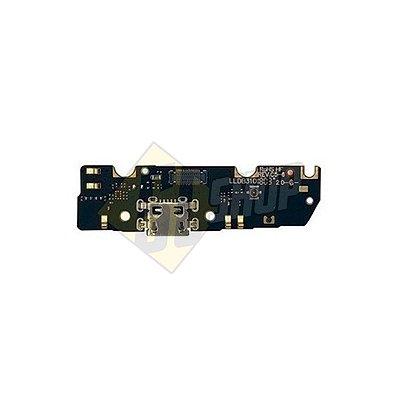 Pç Motorola PCB USB Moto G6 Play / Moto E5 com Microfone