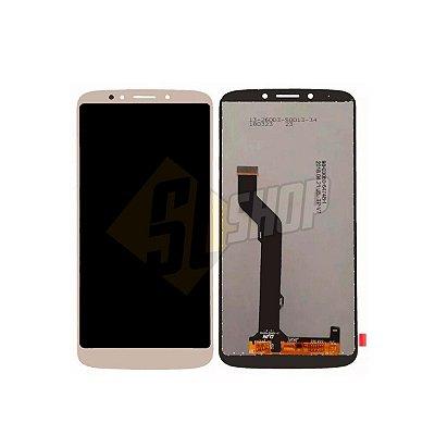 Pç Motorola Combo Moto G6 Play / Moto E5 Dourado