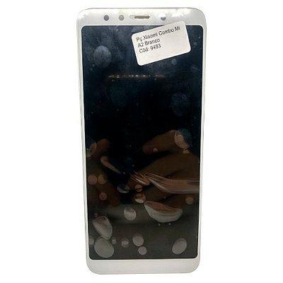 Pç Xiaomi Combo Mi A2 Branco