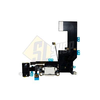 Pç Apple Flex Carga USB iPhone 5SE Branco
