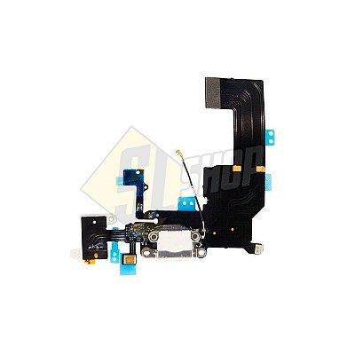 Pç Apple Flex Carga USB iPhone 5 Branco