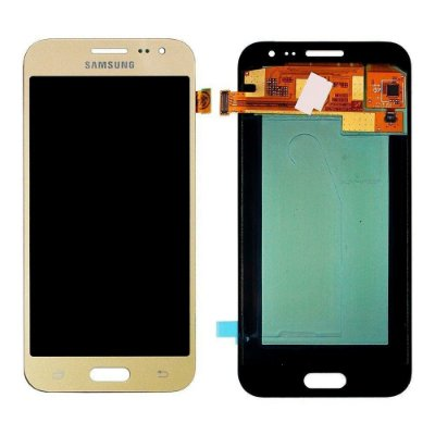 Pç Samsung Combo J2 J200/M Gold - TFT