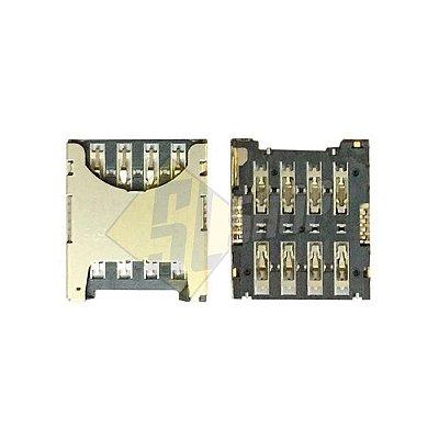 Pç Motorola Conector Chip Slot Moto G4 / G4 Plus