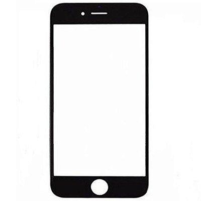 Pç Apple Vidro iPhone 6 Preto