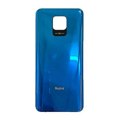 Pç Xiaomi Tampa Traseira Redmi Note 9S Azul Vidro