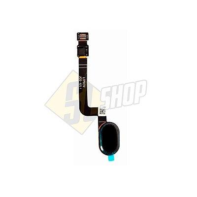 Pç Motorola Flex Home Moto G5 Plus Preto Com Botão