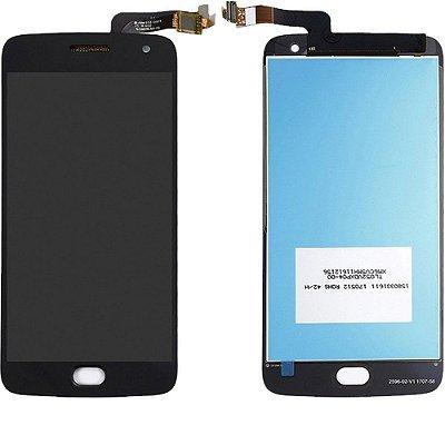Pç Motorola Combo Moto G5 Plus Preto S/aro