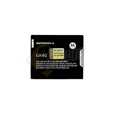 Pç Motorola Bateria Moto E4/G4 GK40 - 2685 mAh