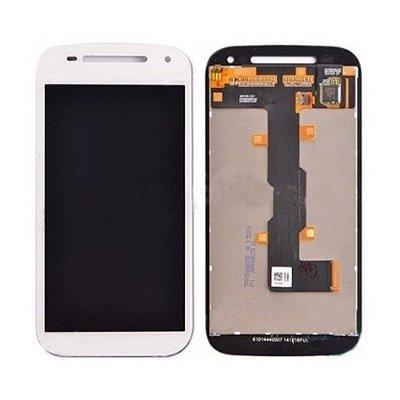 Pç Motorola Combo Moto E2 XT1523 / XT1514 Branco
