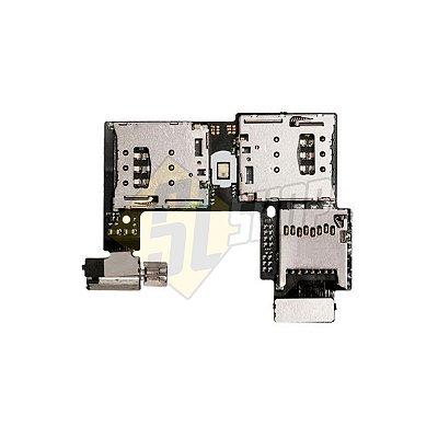 Pç Motorola Conector Chip Slot Moto G2