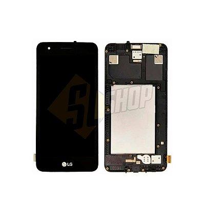 Pç LG Combo K10 / K430 / K420N / K430DS Preto (Com CI)