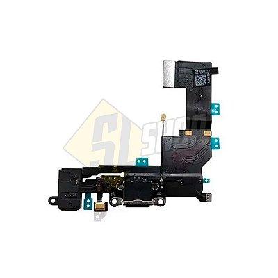 Pç Apple Flex Carga USB iPhone 5s Preto